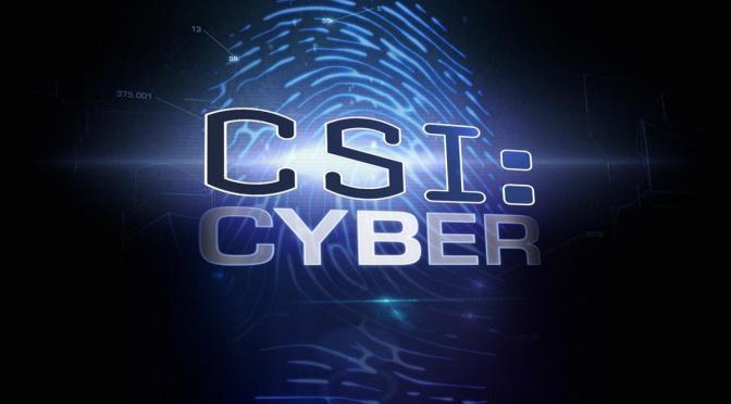 """CSI CYBER"" : CANCELADA"