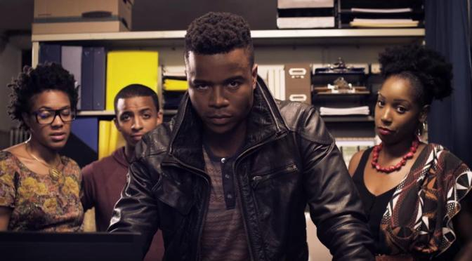 """DEAR WHITE PEOPLE"" ENCARGADA EN NETFLIX"