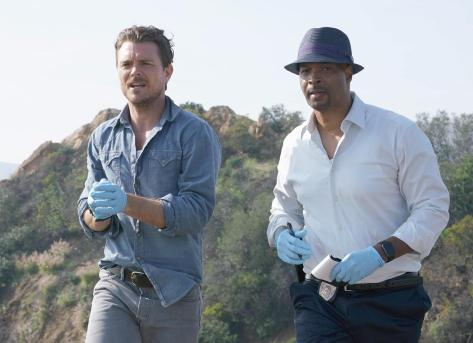 Clayne Crawford y Damon Wayans Sr. (Lethal Weapon - FOX).