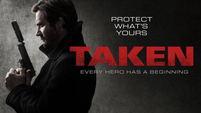 'TAKEN' : CANCELADA
