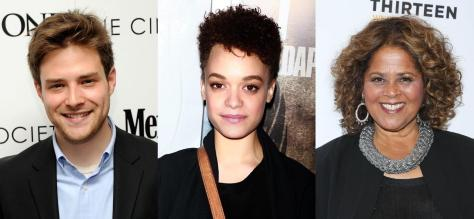 Ben Rappaport, Britne Oldford, Anne Deavere Smith.