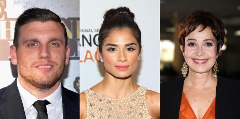 Chris DiStefano, Diane Guerrero, Annie Potts.