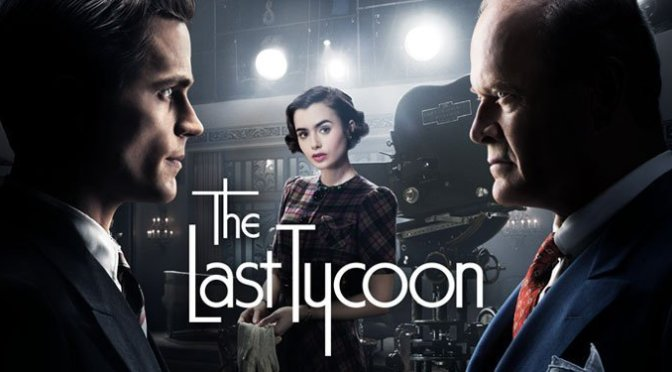 "AMAZON ANUNCIA LUZ VERDE PARA ""THE LAST TYCOON"""