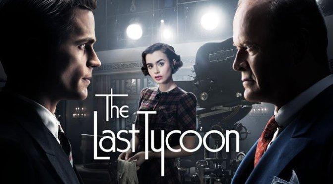 """""""THE LAST TYCOON"""" CANCELADA EN AMAZON"""