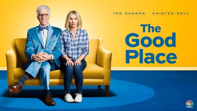 """THE GOOD PLACE : WTFORK!"""