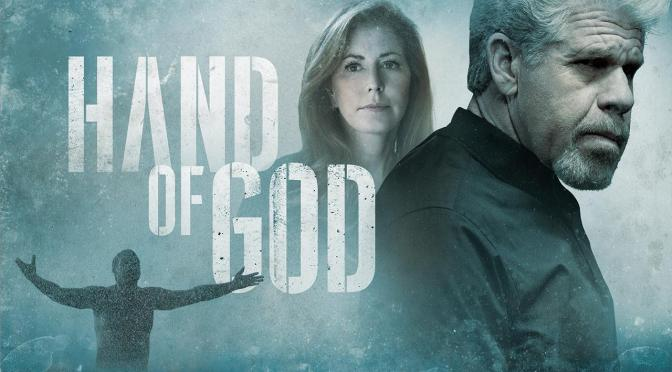 "AMAZON CANCELA ""HAND OF GOD"""