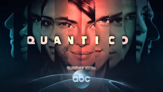 """QUANTICO : UP IN THE AIR"""
