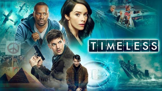 """TIMELESS : TIME AFTER TIME"""