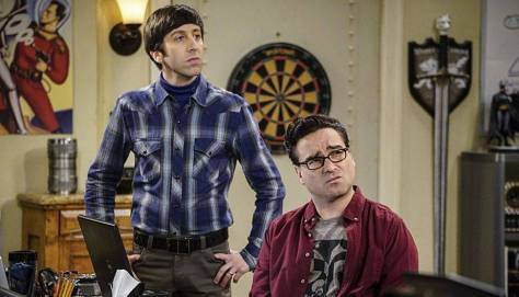 The Big Bang Theory (CBS).