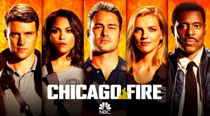 """CHICAGO FIRE 5×08 : ONE HUNDRED"""