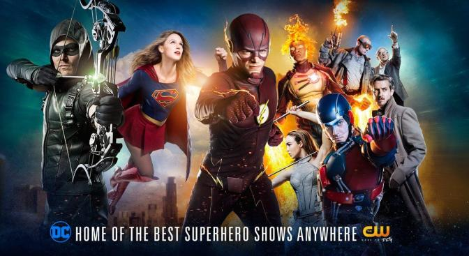 """DC(W) RECAP SEMANAL #16 #17 #18 – THE FLASH, SUPERGIRL + ARROW"""