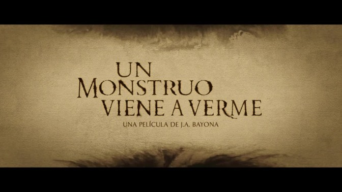 "VIDEO-REVIEW : ""UN MONSTRUO VIENE A VERME"""