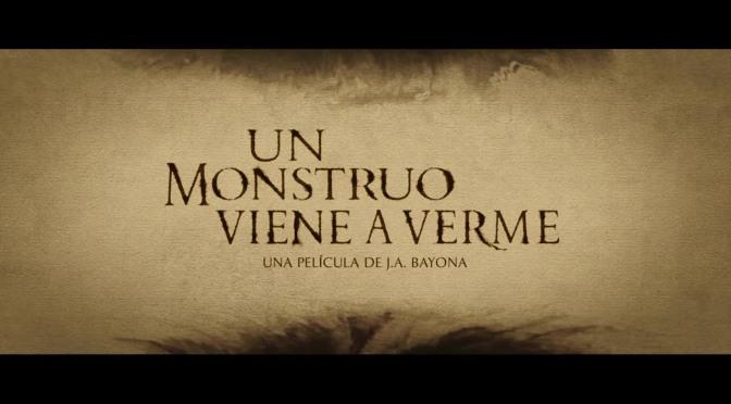 """VIDEO-REVIEW : """"UN MONSTRUO VIENE A VERME"""""""