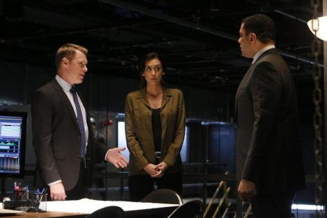 The Blacklist 4.08 - Dr.Adrian Shaw Conclusion (NBC).