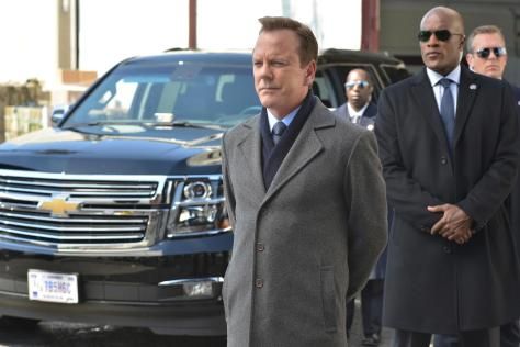 Designated Survivor 1.05 - The Mission (ABC).