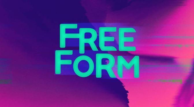 """""""FREEFORM CUMPLE UN AÑO"""""""