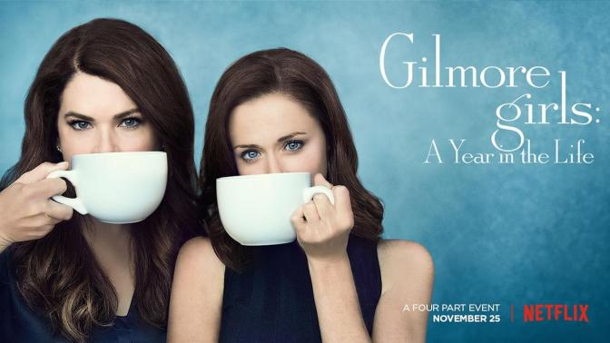 "REVIEW : ""GILMORE GIRLS : A YEAR IN THE LIFE"""