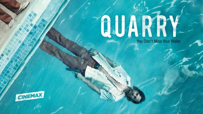 """QUARRY"" : CANCELADA TRAS UNA TEMPORADA EN CINEMAX"