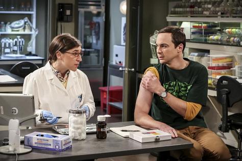 The Big Bang Theory 10.08 - The Brain Bowl Incubation (CBS).
