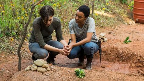 The Walking Dead 7.05 - Go Getters (AMC).