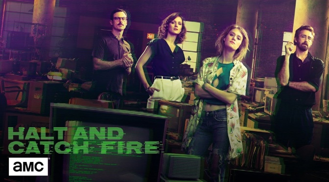 """HALT AND CATCH FIRE"" VUELVE A AMC SPAIN"