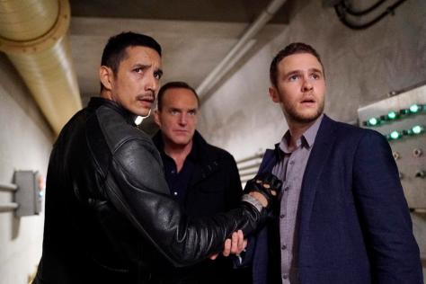 Agents Of SHIELD 4.07 - Deals With Our Devils (ABC).