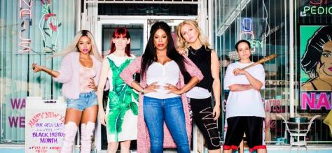 Claws (TNT).