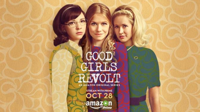 """GOOD GIRLS REVOLT"" QUEDA CANCELADA EN AMAZON"