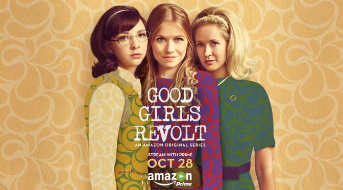"""GOOD GIRLS REVOLT"" QUEDA CANCELADA EN AMAZON"