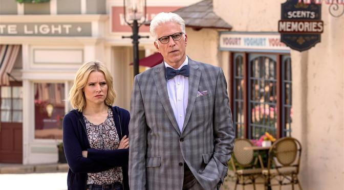 """THE GOOD PLACE"" RENUEVA PARA UNA SEGUNDA TEMPORADA"