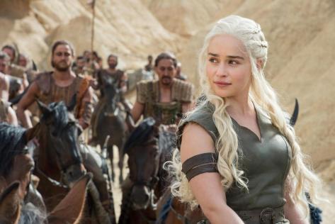 Emilia Clarke (Game Of Thrones).