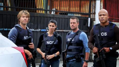 NCIS Los Angeles (CBS).