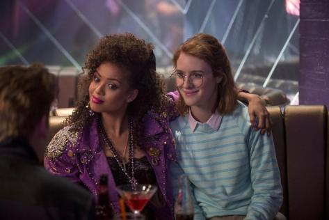Black Mirror 3.04 - San Junipero (Netflix).