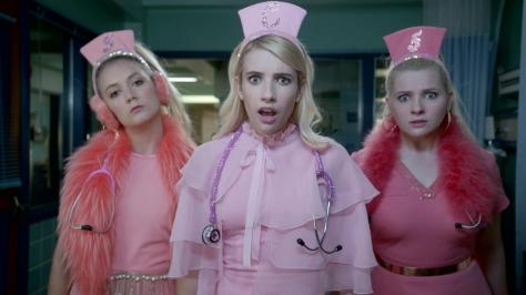 Scream Queens (FOX).
