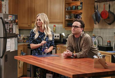 The Big Bang Theory 10.10 - The Property Division Collision (CBS).