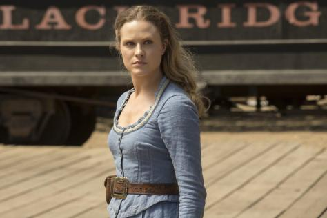 Westworld 1.10 - The Bicameral Mind (HBO).