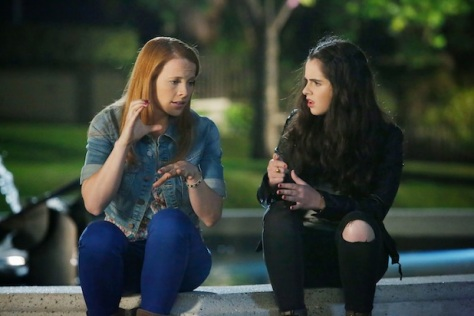 Switched at Birth (Freeform).