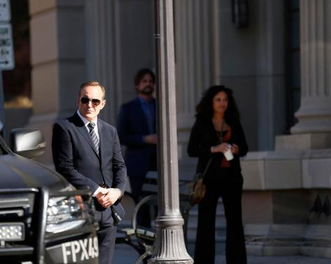 Agents Of SHIELD (ABC).