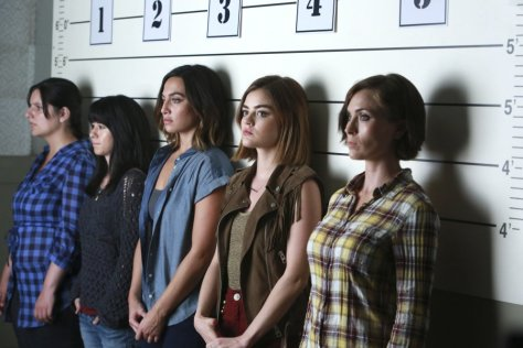 Pretty Little Liars (Freeform).