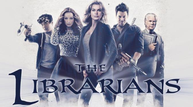 'THE LIBRARIANS' QUEDA CANCELADA EN TNT