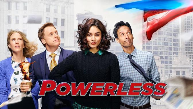 """POWERLESS"" : CITY OF HEROES"""