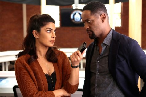 PRIYANKA CHOPRA, BLAIR UNDERWOOD