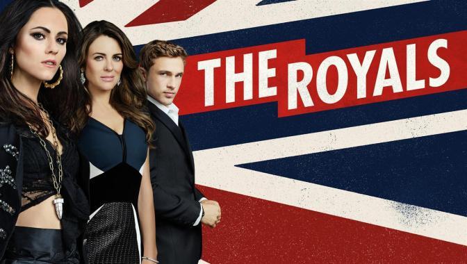 'THE ROYALS' : CANCELADA