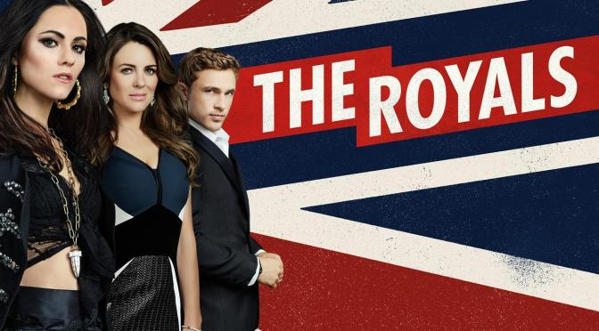 'THE ROYALS' : CANCELADA