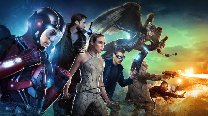 """LEGENDS OF TOMORROW : REPASO AL CIERRE DE SU SEGUNDA ENTREGA"""