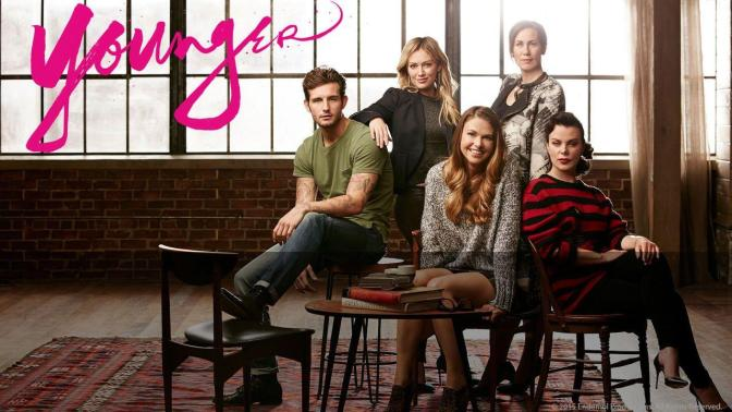 """YOUNGER"" Y ""TEACHERS"" RENOVADAS EN TVLAND"