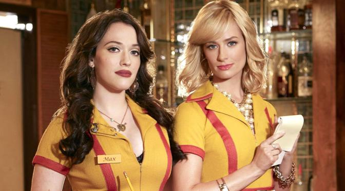 """2 BROKE GIRLS"" CANCELADA TRAS SEIS TEMPORADAS"