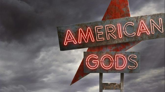 """AMERICAN GODS : OH MY GOD!"""