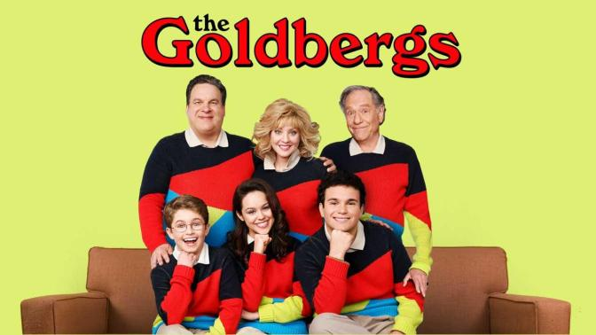 """THE GOLDBERGS"" RENUEVA POR DOS TEMPORADAS MÁS"