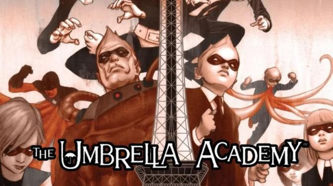 """THE UMBRELLA ACADEMY"" YA ES NUEVA SERIE ORIGINAL DE NETFLIX"